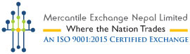 Mercantile Exchange Nepal Limited is the Largest Online Commodity Exchange in Nepal